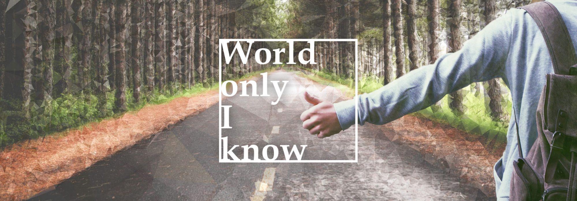 我のみぞ知る世界